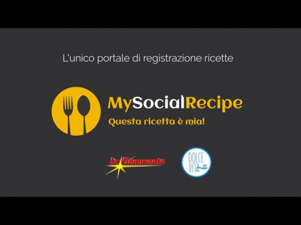 Gino Sorbillo and Lello Esposito for mysocialrecipe