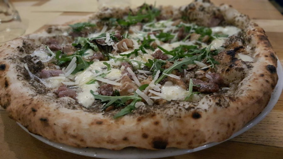 Pizza Chianina