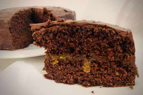 Torta Sacher light 'senza rimpianti'
