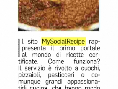 Speciale - Ricette certificate